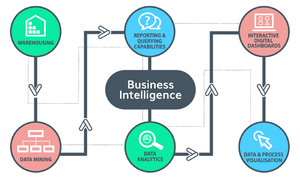 Business-Intelligence Infographic